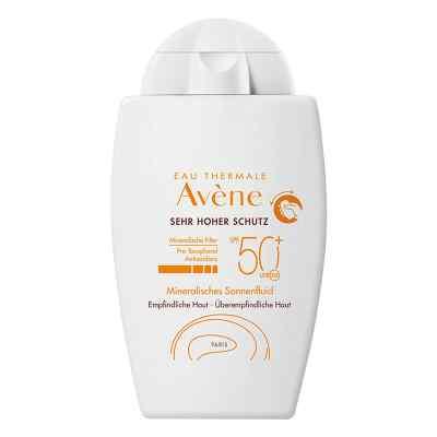 Avene Mineralisches Sonnenfluid Spf 50+ ungetönt  bei apotheke.at bestellen