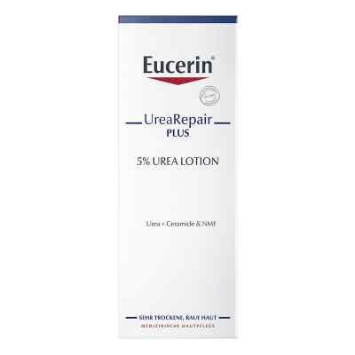 Eucerin Urearepair Plus Lotion 5%  bei apotheke.at bestellen