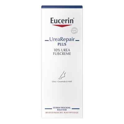 Eucerin Urearepair Plus Fusscreme 10%  bei apotheke.at bestellen
