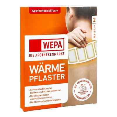 Wärmepflaster Nacken/rücken 8,5x28,5 cm Wepa  bei apotheke.at bestellen