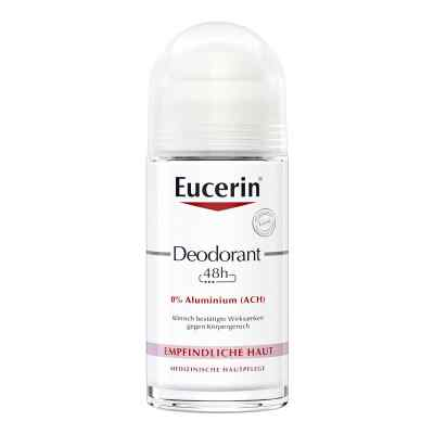 Eucerin Deodorant Roll-on 0% Aluminium  bei apotheke.at bestellen
