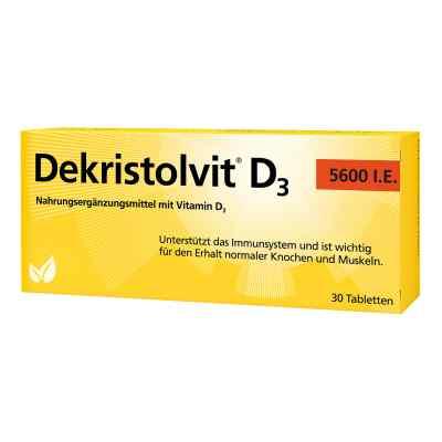 Dekristolvit D3 5.600 I.e. Tabletten  bei apotheke.at bestellen