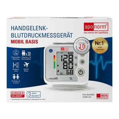 Aponorm Blutdruck Messgerät Mobil Basis Handgelenk  bei apotheke.at bestellen