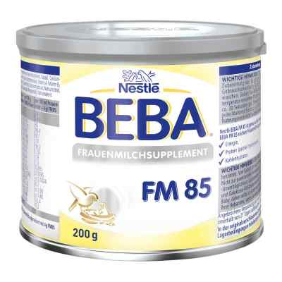 Nestle Beba Fm 85 Frauenmilchsupplement Pulver