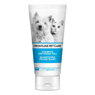 Frontline Pet Care Shampoo für weisses Fell veterinär