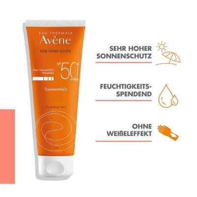 Avene Sunsitive Sonnenmilch Spf 50+  bei apotheke.at bestellen