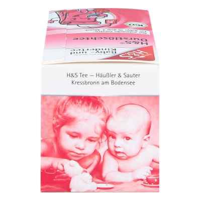 H&s Bio Durstlöschtee Baby- und Kindertee Filterbeutel