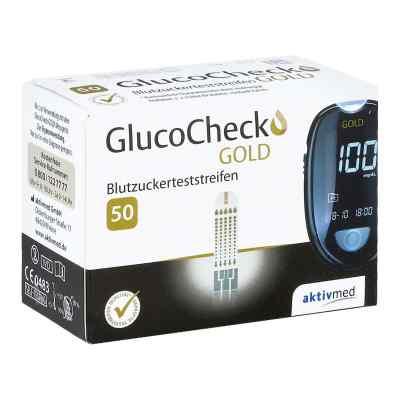 Gluco Check Gold Blutzuckerteststreifen  bei apotheke.at bestellen