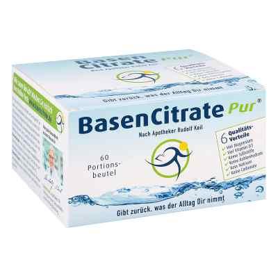 Basen Citrate Pur nach Apotheker Rudolf Keil Beutel  bei apotheke.at bestellen