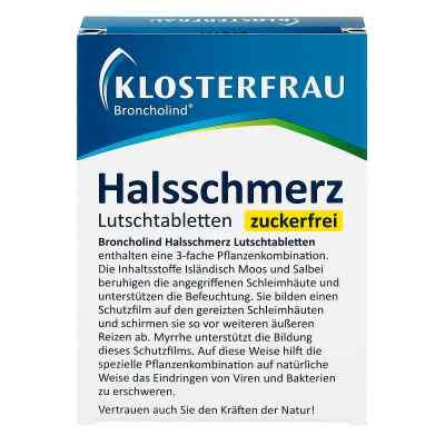 Klosterfrau Broncholind Halsschmerz Lutschtabletten zf.  bei apotheke.at bestellen