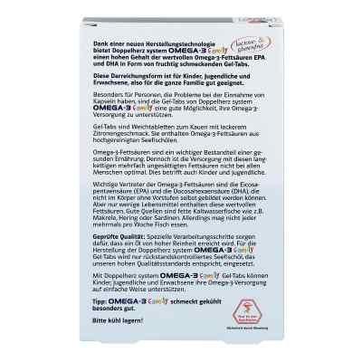Doppelherz Omega-3 family Gel-tabs system Kautablette (n)   bei apotheke.at bestellen