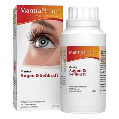 Mantra Augen & Sehkraft Kapseln  bei apotheke.at bestellen