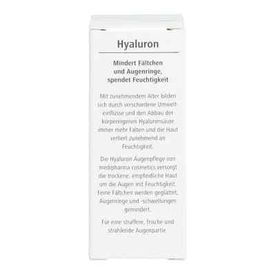 Hyaluron Augenpflege Creme  bei apotheke.at bestellen