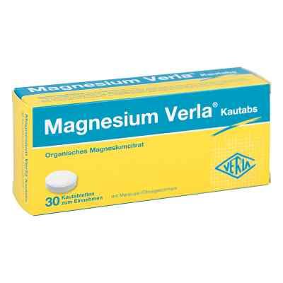 Magnesium Verla Kautabs  bei apotheke.at bestellen