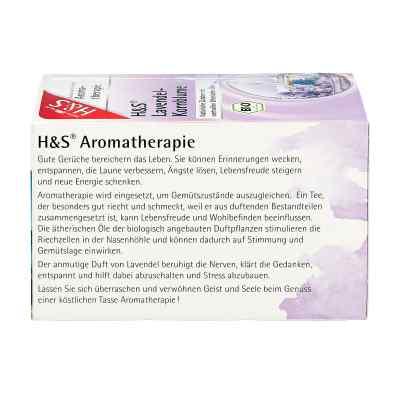 H&s Bio Lavendel-kornblume Aromatherap.filterbeut.  bei apotheke.at bestellen