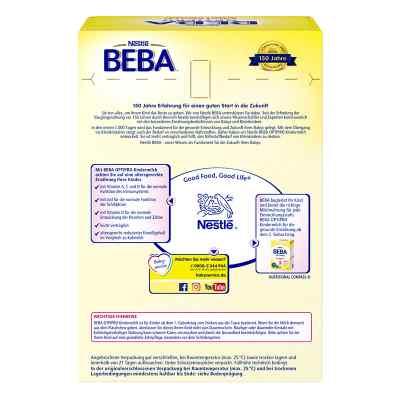Nestle Beba Optipro Kindermilch ab dem 1. Geburtstag plv.