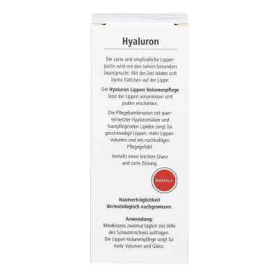 Hyaluron Lippen-volumenpflege Balsam marsala  bei apotheke.at bestellen