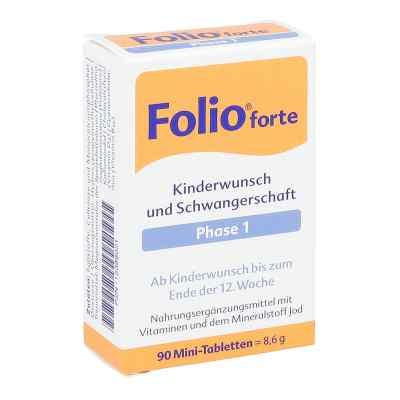 Folio 1 forte Filmtabletten  bei apotheke.at bestellen