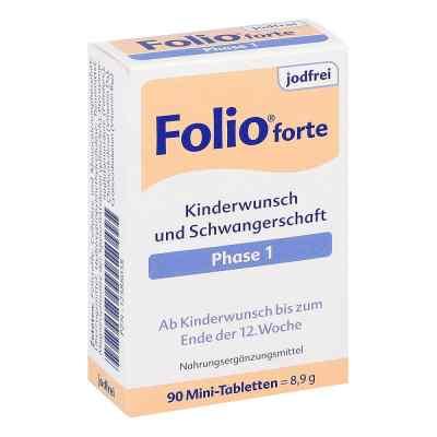 Folio 1 forte jodfrei Filmtabletten  bei apotheke.at bestellen