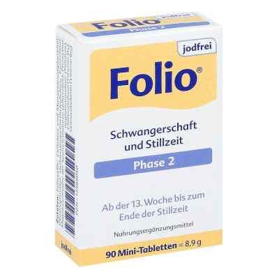 Folio 2 jodfrei Filmtabletten  bei apotheke.at bestellen