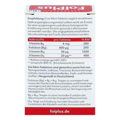 Folplus+d3 Tabletten  bei apotheke.at bestellen