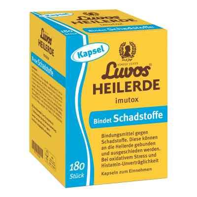 Luvos Heilerde imutox Kapseln  bei apotheke.at bestellen