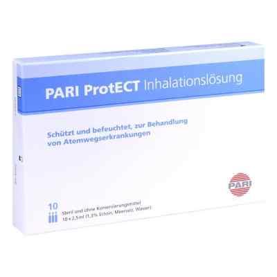 Pari Protect Inhalationslösung mit Ectoin Ampullen  bei apotheke.at bestellen