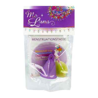Menstruationstasse Me Luna Classic Größe m violett  bei apotheke.at bestellen