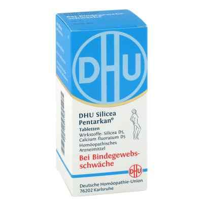 Dhu Silicea Pentarkan für das Bindegewebe Tabletten   bei apotheke.at bestellen