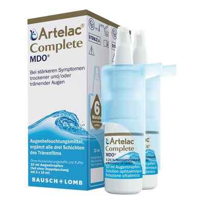Artelac Complete Mdo Augentropfen  bei apotheke.at bestellen