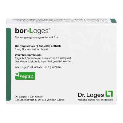 Bor-loges Tabletten  bei apotheke.at bestellen