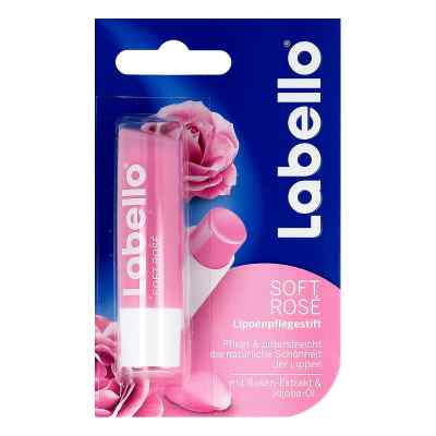 Labello soft rose Blister