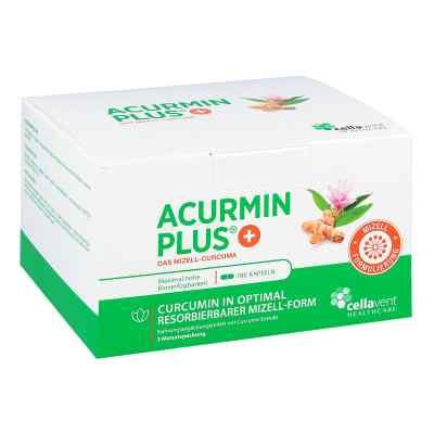 Acurmin Plus Das Mizell-curcuma Weichkapseln  bei apotheke.at bestellen