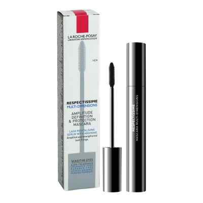 Roche Posay Respect.mascara Multi-dimensions