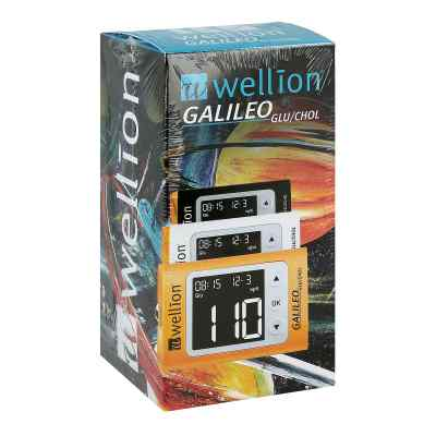 Wellion Galileo Glu/chol Set mmol/l gelb  bei apotheke.at bestellen