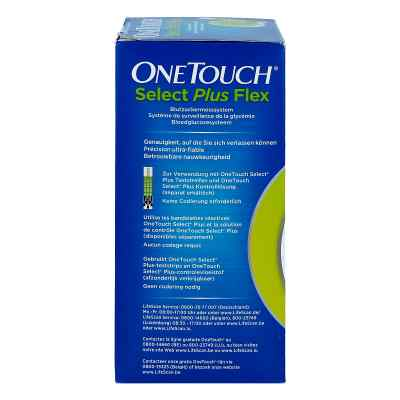 Onetouch Selectplus Flex Blutzuckermesssys.mg/dl  bei apotheke.at bestellen