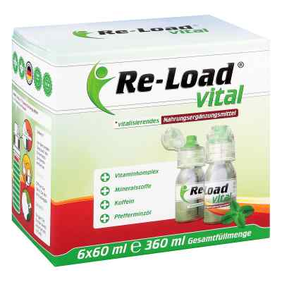 Re-load vital flüssig Multipack