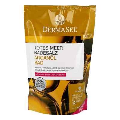 Dermasel Totes Meer Badesalz+arganöl  bei apotheke.at bestellen