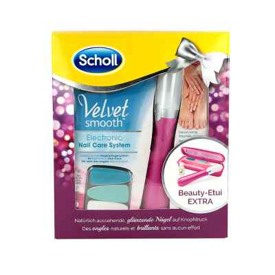 Scholl Velvet smooth elektrisch Nagelpfleges.pink Vp16