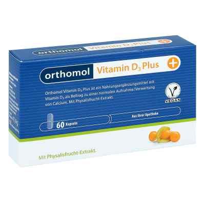 Orthomol Vitamin D3 Plus Kapseln