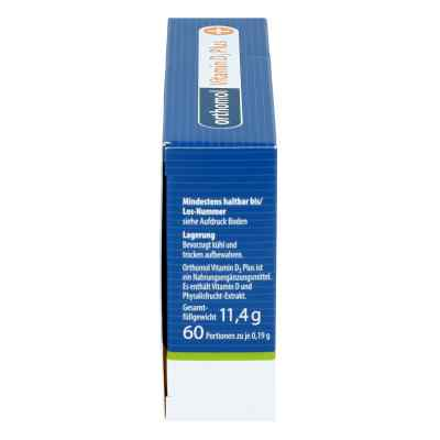 Orthomol Vitamin D3 Plus Kapseln  bei apotheke.at bestellen