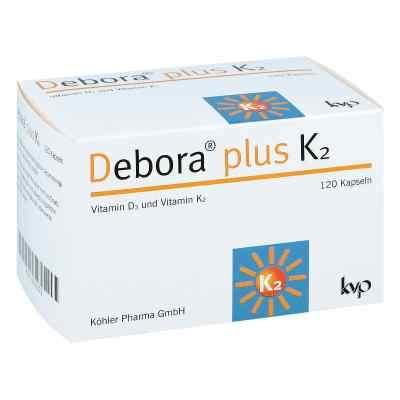 Debora plus K2 Kapseln  bei apotheke.at bestellen