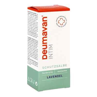 Deumavan Schutzsalbe Lavendel Tube  bei apotheke.at bestellen