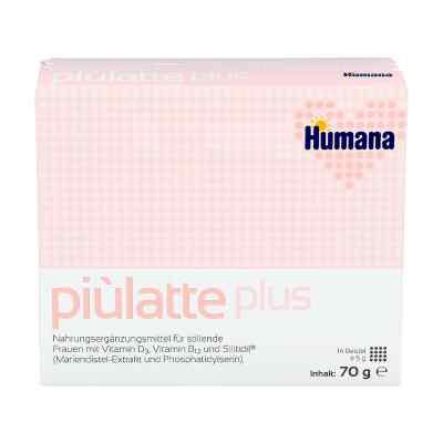 Piulatte plus Humana Pulver zur, zum Herst.e.Susp.z.Einn.