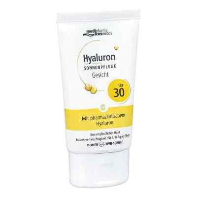 Hyaluron Sonnenpflege Gesicht Lsf 30