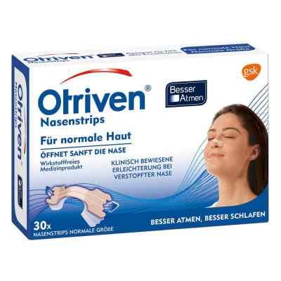 Otriven Besser Atmen Nasenstrips normal beige  bei apotheke.at bestellen