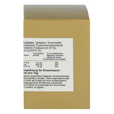 Folsäure+vitamin B6+b12 Komplex N Kapseln  bei apotheke.at bestellen