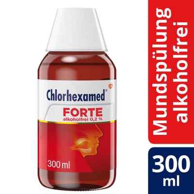 Chlorhexamed Forte alkoholfrei 0,2% Lösung  bei apotheke.at bestellen