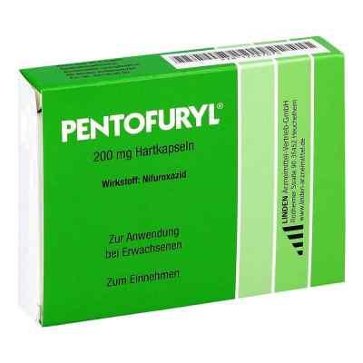 Pentofuryl 200 mg Hartkapseln  bei apotheke.at bestellen