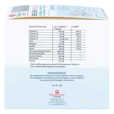 Doppelherz Gelenk 1200 system 60 Kapsel (n) +60 Tabletten  bei apotheke.at bestellen